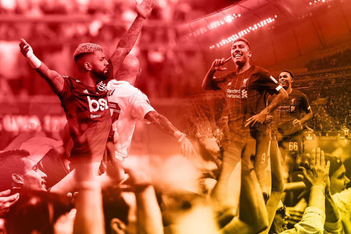 Flamengo x Liverpool