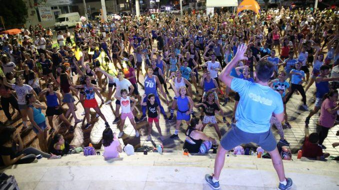 """Secretaria de Esporte dá sequência à programação do """"Mossoró em Ação"""""""