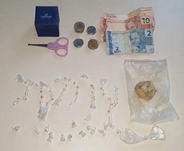 Força-Tarefa da Polícia Civil prende suspeito de tráfico de drogas em Mossoró