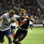 Vasco empata com Bahia e prepara despedida do Brasileirão