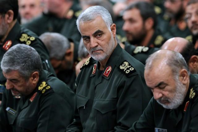 O general Qasem Soleimani era um comandante do alto escalão da Guarda Revolucionária Islâmica / AFP