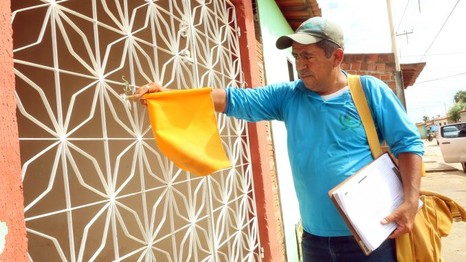 Secretaria de Saúde reduz casos confirmados de dengue em 76% e chikungunya em mais de 90% de 2018 para 2019