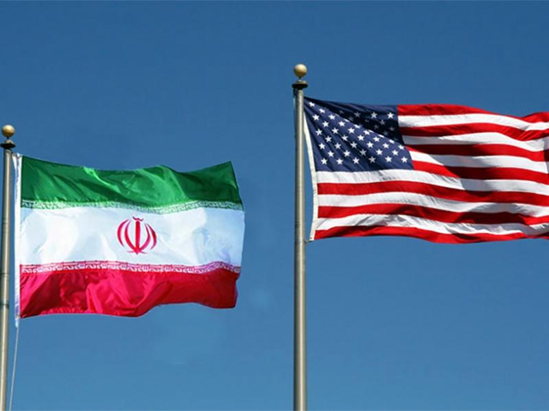 Bandeiras Estados Unidos Irã