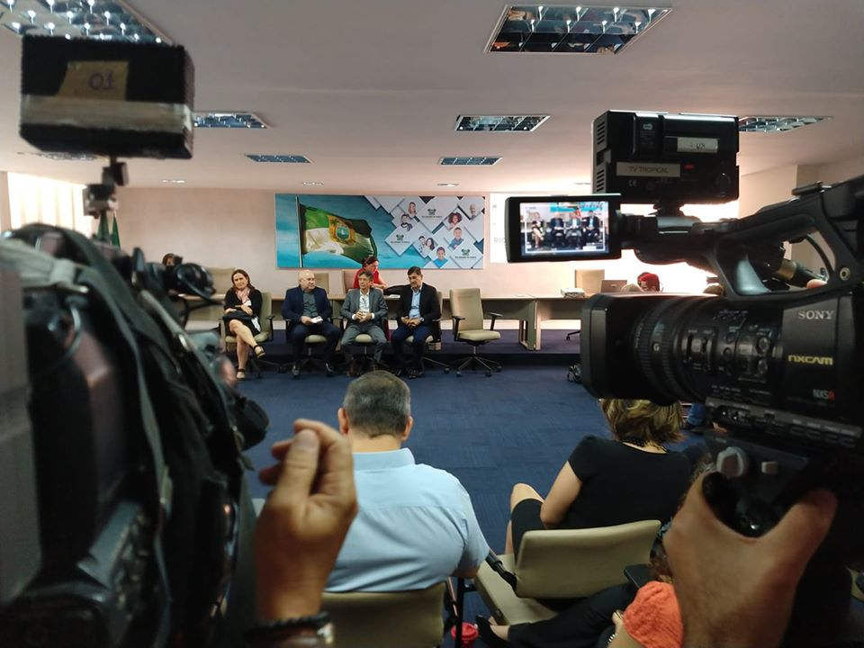 Fátima Bezerra reunião