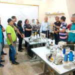 Seap e empresários estudam implantação de fábrica no presídio de Caicó