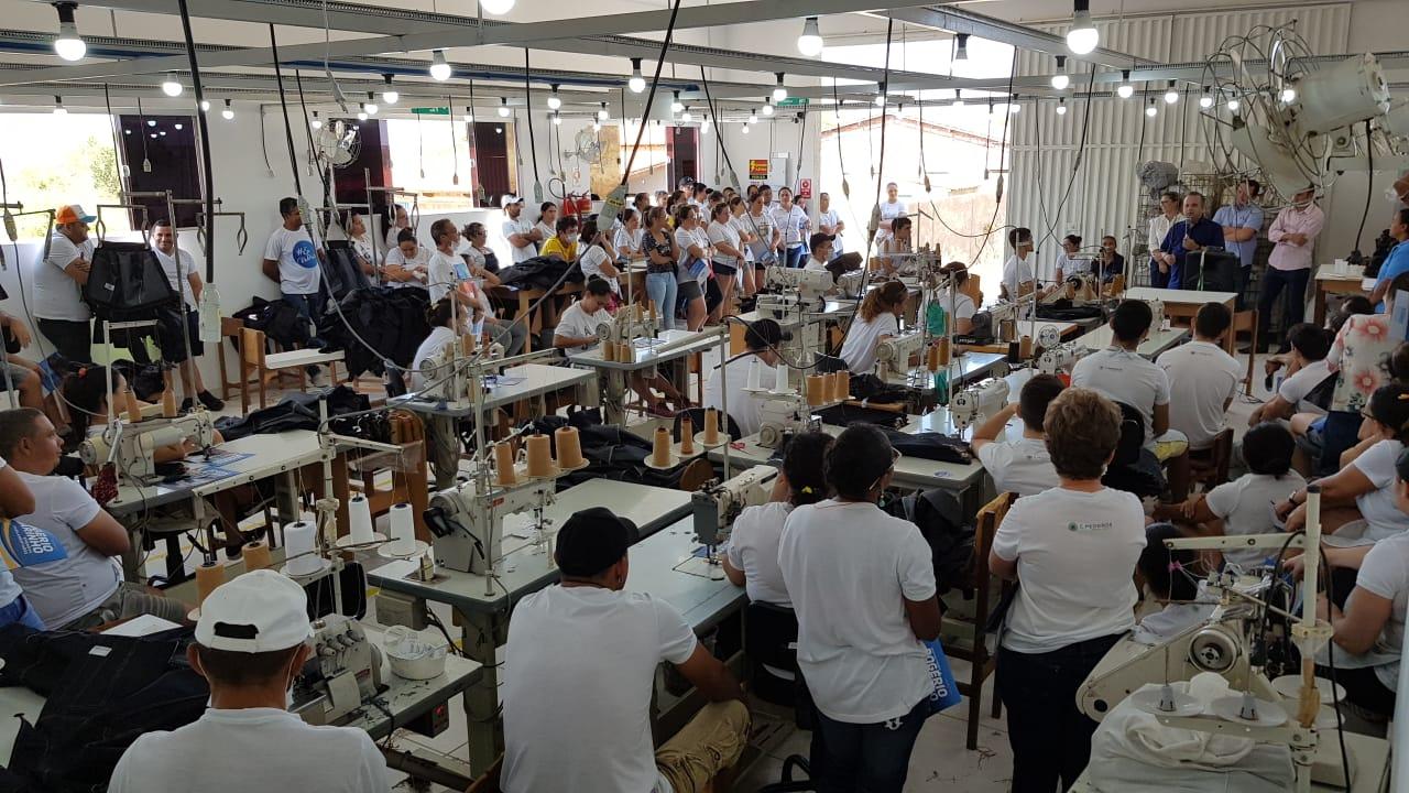 Governo Bolsonaro firma convênio de R$ 10 milhõespara Centro Têxtil no Seridó