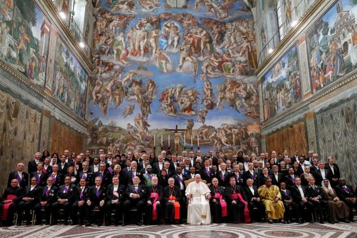 Papa Francisco, um discurso para o mundo