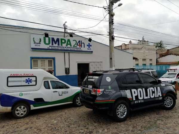 Polícia Civil deflagra operação e prende enfermeiro e acadêmico de medicina no Ceará