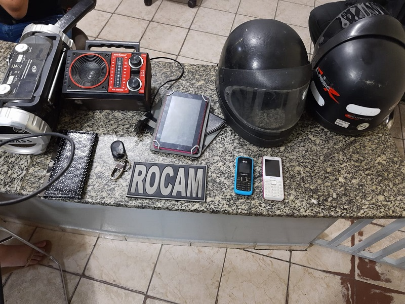 Policia rocam