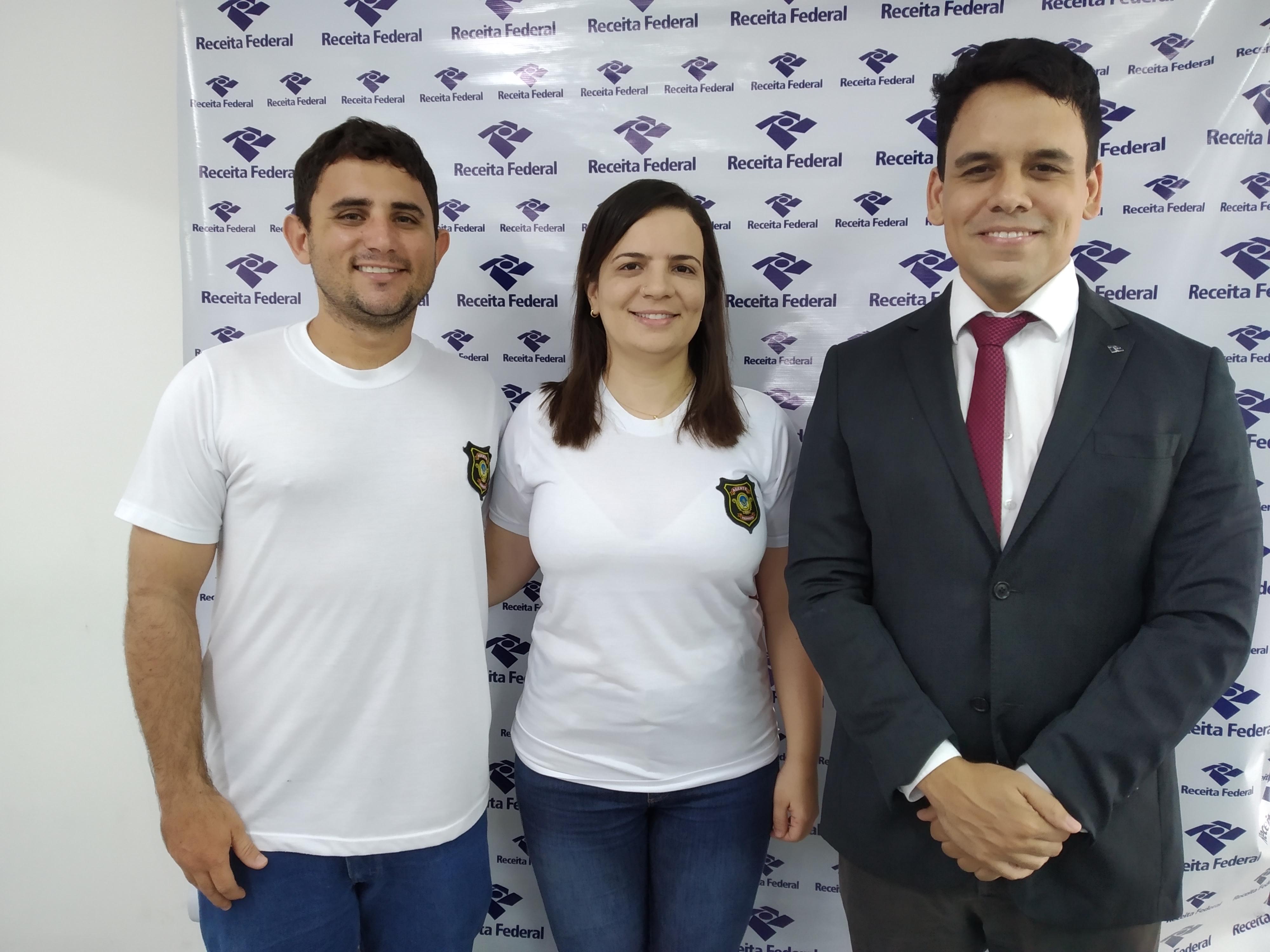 """""""RECEITA FEDERAL REALIZA DOAÇÃO DE BENS PARA ÓRGÃOS PÚBLICOS EM MOSSORÓ-RN."""