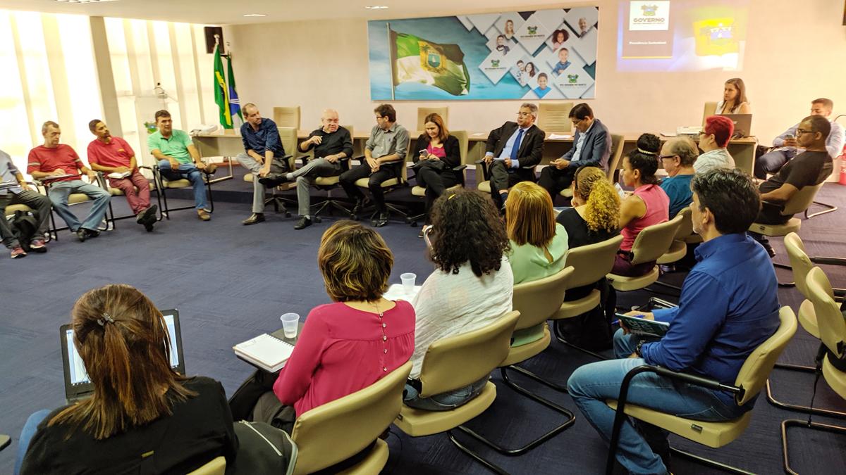 Reforma da Previdência: Governo Fátima rejeita propostas do Fórum de Servidores