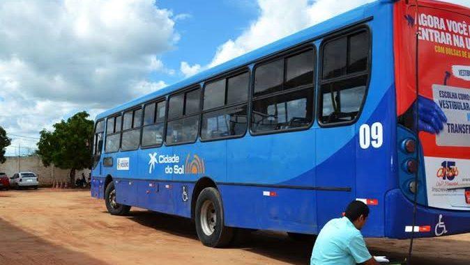 Trânsito convoca para vistoria anual de veículos que operam no Sistema de Transportes em Mossoró