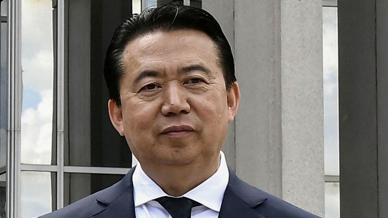 Meng Hongwey, ex presidente Interpol na China