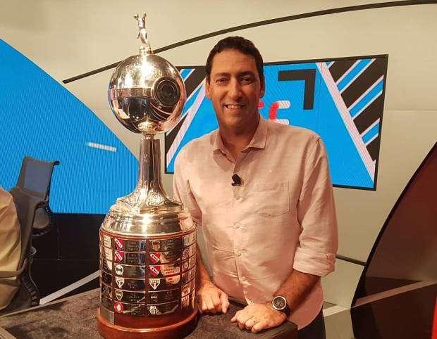 Globo anuncia contratação de comentarista esportivo ex-ESPN e Fox
