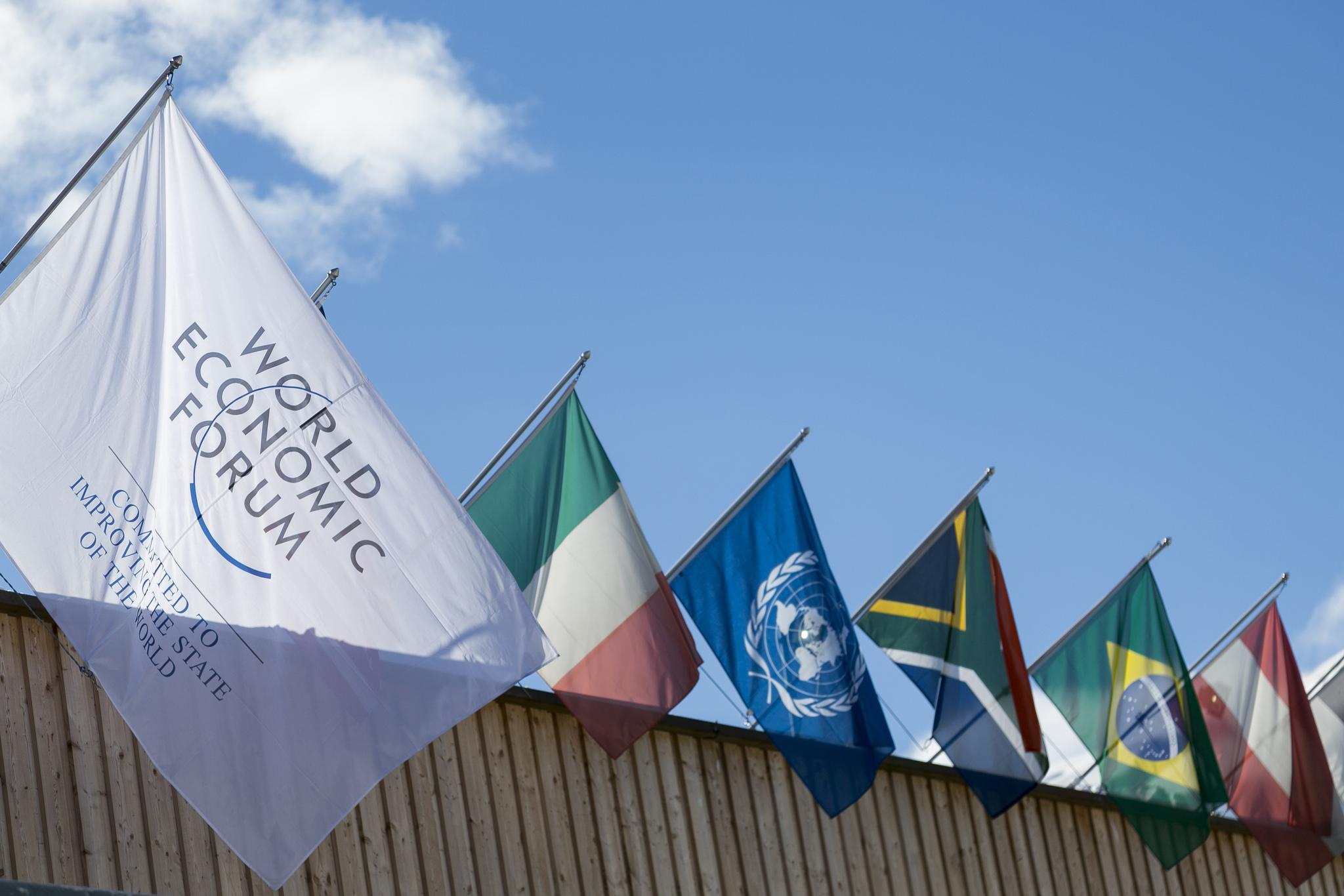 Fórum Económico Mundial faz do clima uma prioridade