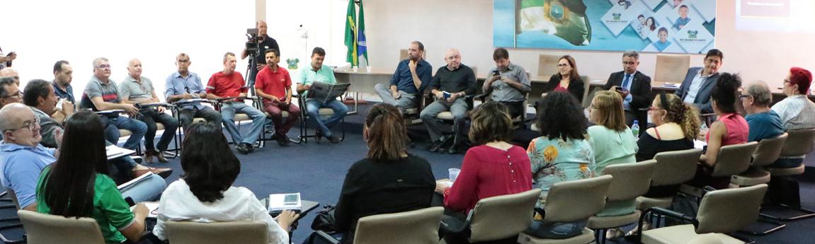 governo reunião