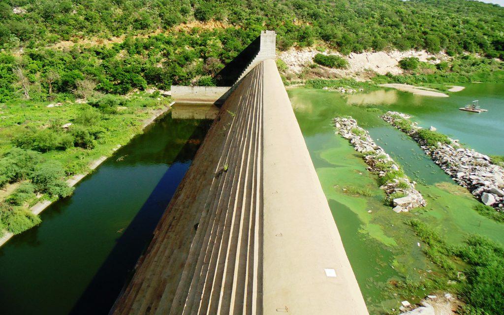 Semarh inicia recuperação da Barragem Passagem das Traíras