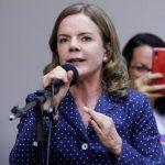 Gleisi manda recado a Heleno: Pode espernear, mas terá de se explicar ao Congresso