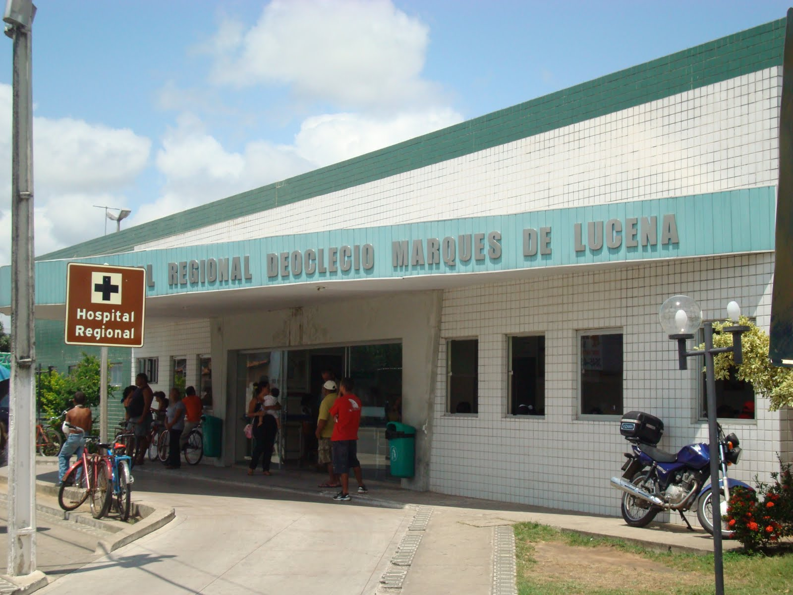 Hospital Regional Dioclecio
