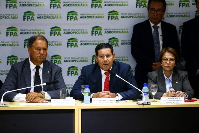 Mourão vice-presidente