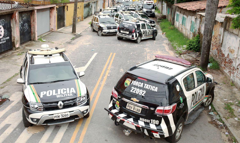 Policia - carros