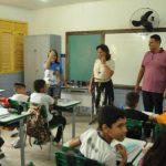 Alunos e professores da rede municipal retomam atividades com início do Ano Letivo 2020