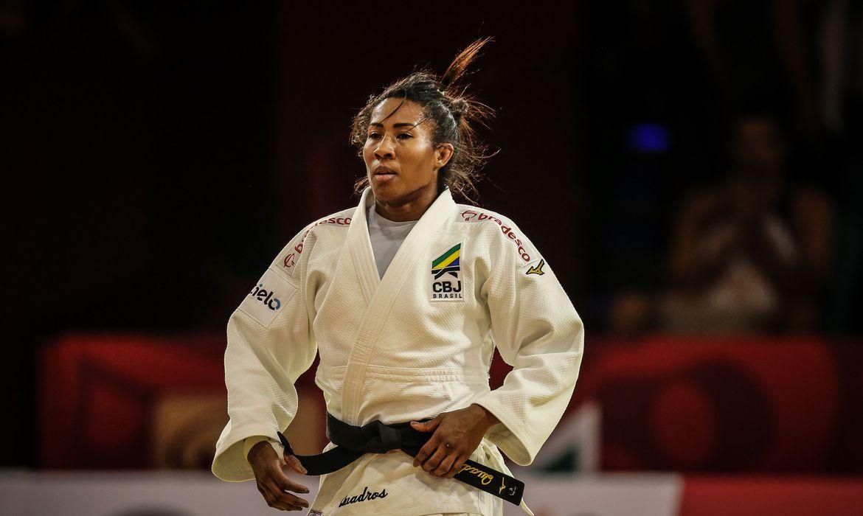Ketleyn Quadros, Brasil, Grand Slam de Judô Brasília 2019.