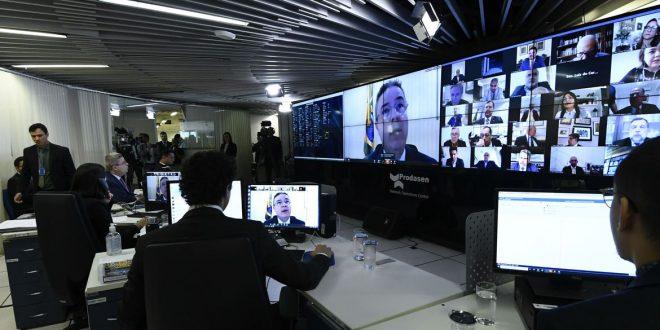 Em semana curta, Congresso foca votações em matérias sobre covid-19