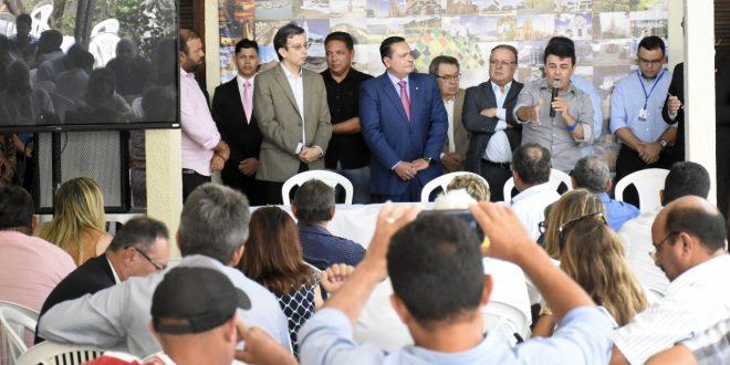 Presidente da Assembleia Anuncia R$2 Milhões no Combate ao Coronavírus