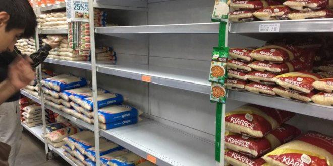 """ONU e OMC alertam para risco de """"escassez de alimentos"""" provocada pelo coronavírus"""