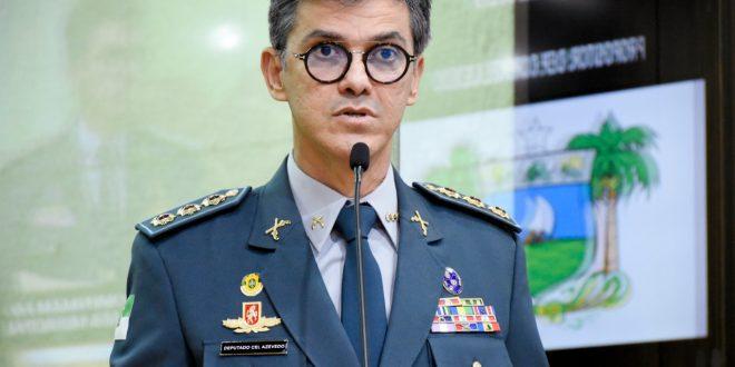 Coronel Azevedo critica humilhação da governadora a policiais em episódio do IFRN