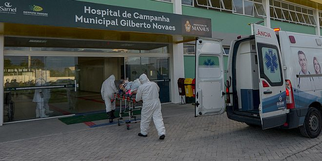 Com 1.262 vítimas em 24 horas, Brasil ultrapassa 31 mil mortes por covid-19