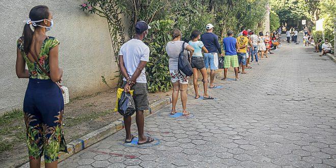Extensão do auxílio emergencial evitará desastre maior na economia, mostra pesquisa