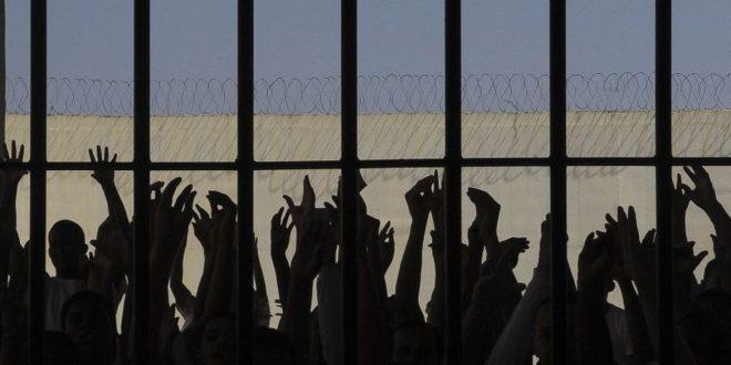 Agentes penitenciários revelam insegurança para enfrentar covid-19