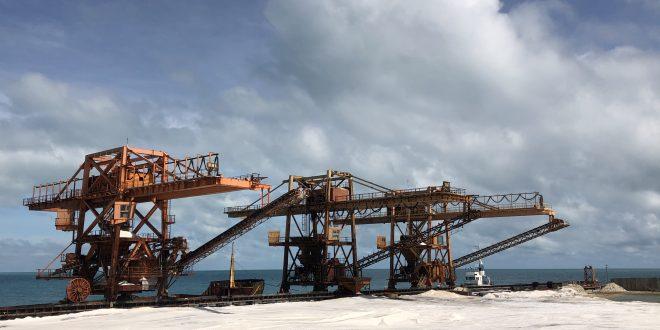 Terminal Salineiro de Areia Branca poderá ser arrendado
