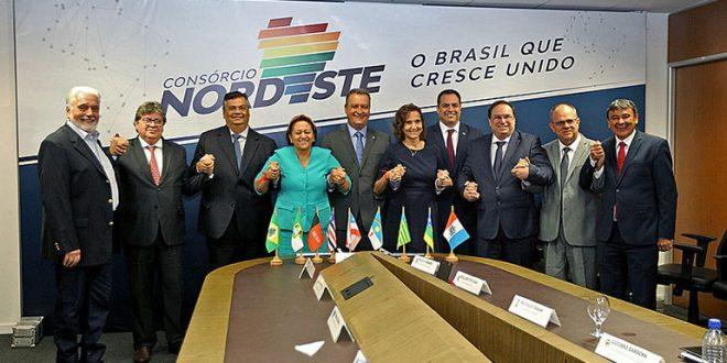Justiça manda Governo Fátima suspender repasses ao Consórcio Nordeste