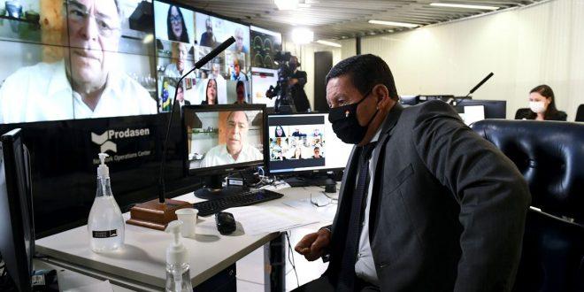 Mourão quer mais agentes para órgãos fiscalizadores do meio ambiente
