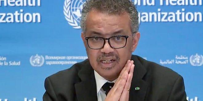 """""""Mundo não pode derrotar a pandemia dividido"""", diz OMS"""