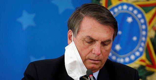 Bolsonaro afirma que exame para o novo coronavírus deu positivo