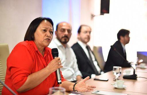 Governadora manda afastar PM que conduziu ação contra estudantes do IFRN