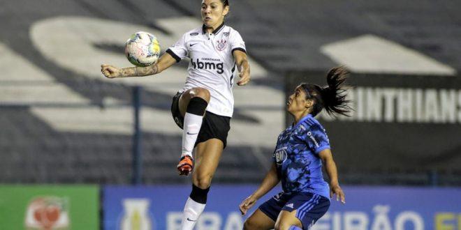 Com golaços, Corinthians vence Cruzeiro pelo Brasileiro Feminino